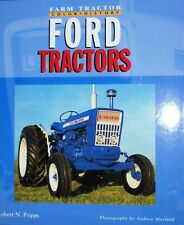Book - Ford Traktoren (US-Ausgabe) selten - Schlepper Landwirtschaft Trekker