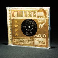 Mojo - Motown Nuggets - Marvin Gaye, Jackson 5, Martha Reeves - music cd album