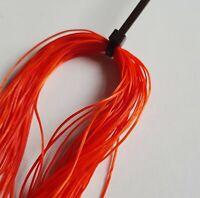 Orange Flexi Floss Fly Tying Material SpanFlex