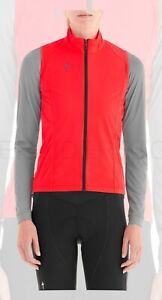 Specialized Women's Deflect Wind Vest Rocket Red Brand New - Medium