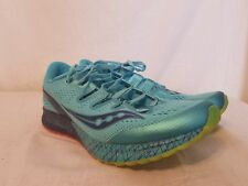 Saucony Freedom ISO Women's Running Shoes Size US 8.5 M (B) EU 40 Blue S10355-3