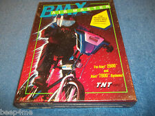 NEW ATARI 2600 BMX AIR MASTER GAME IN FACTORY SEALED & S/W BOX 7800 BY TNT