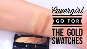 Covergirl Limited Edition Quad Eyeshadow Palette