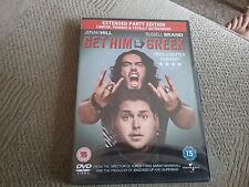 Get Him To The Greek (DVD, 2010) new and sealed freepost