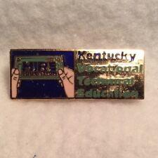 Kentucky Vocational Technical Education Teacher lapel Pin