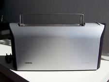 Siemens Langschlitz Toaster TT91100/02 Porsche Design Aluminium gebürstet AT7