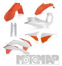 FULL KIT PLASTICHE ACERBIS KTM EXC EXC F 2014 2015 0017204.553.015 REPLICA
