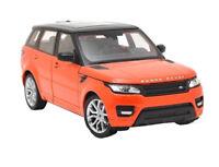 Range Rover Sport (2015) in Metallic Orange (1:24 scale by Welly 24059R)