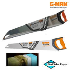 G-Man Insulation Board Saw 22inch Rockwool, EPS, Polystyrene, Kingspan, Celotex.