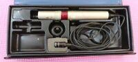 Sony ECM-44B Omni-Directional Electret Condenser Lavalier Microphone Working C