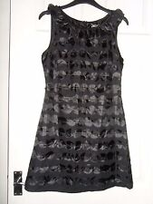 Ladies Dress Black Size 10