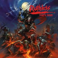 RUTHLESS - THEY RISE  CD NEW