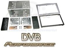 CT23VX03 Vauxhall Corsa (06 - 14) Double Din Facia Fitting Kit Silver