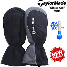 TAYLORMADE GOLF MITTS WINTER GOLF MITTENS WINTER GOLF GLOVES THERMAL HAND GLOVES