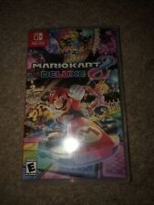 Mario Kart 8 Deluxe (Nintendo SWITCH) - Excellent Condition