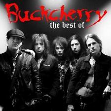 BUCKCHERRY - THE BEST OF - CD SIGILLATO 2013