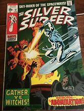 Marvel Comics - The Silver Surfer #12 Jan 1970