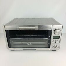 Breville Mini Smart Oven BOV450XL Brushed Stainless Steel + Brand New Crumb Tray