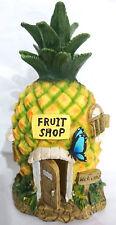 New 22cm Pineapple Fairy House Fruit Shop Garden Landscape Home Garden Decor