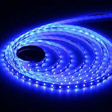 3528 5m 500cm Blue 300 LED SMD Flexible Light Strip Lamp DC 12V Non-Waterproof