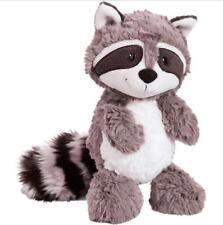 Lovely big tail Gray Raccoon plush doll Stuffed Animal soft toys 25 cm