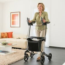 Upright Mobility Walker Upwalker lightweight rollator walker 4 wheel walking aid