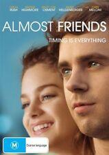 Almost Friends (DVD, 2018) Ex rental