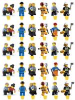 Lego City Polizei Eßbar Tortenaufleger Muffin Aufleger Bild Party Deko neu