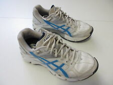 Women's ASICS 'Gel-190TR' Sz 7.5 US Runners White Blue ExCon | 3+ Extra 10% Off