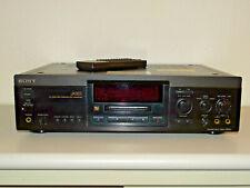 Sony mds-ja3es high-end MiniDisc grabador en negro, incl. FB, 2 años de garantía