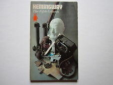THE FIFTH COLUMN - ERNEST HEMINGWAY - Unread Condition