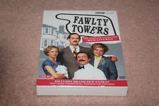 Fawlty Towers: The Complete Collection (DVD, 2009, 3-Disc Set, Special Edition)