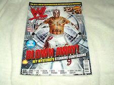 WWE Wrestling Magazine August 2011 Rey Mysterio