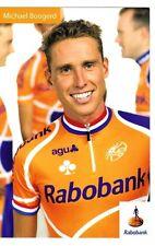 CYCLISME carte  cycliste MICHAEL BOOGERD équipe RABOBANK