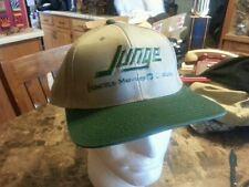 Junge Lincoln Mercury Izuzu Dealership Adjustable Hat Cap