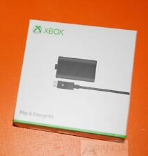 Official Microsoft Xbox One Play and Charge Kit New and Sealed