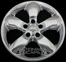 "4 CHROME 2013-2017 RAM 1500 20"" Wheel Skins Hub Caps 5 Spoke Alloy Rim Covers"