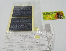 NOS HONDA1980 CB750F A SWINGARM + CHAIN CASE CB750 CBX 87512-425-770 OEM