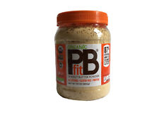 PBfit All-Natural Organic Peanut Butter Powder, 30 Ounce, Peanut Butter Powde...