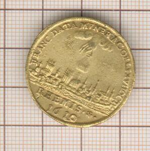 Ficha Santa Bombilla Luis XIII Coronación En Reims 1610