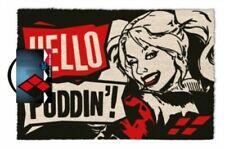 Harley Quinn (Hello Puddin') 40 x 60cm Doormat - NEW