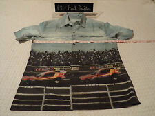 """PAUL SMITH Mens Shirt 🌍 Size XL (CHEST 46"""") 🌎 RRP £95+ 📮 VINTAGE RACING CARS"""
