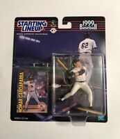 1999 MLB Starting Lineup Nomar Garciaparra Boston Red Sox Action Figure