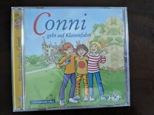 Meine Freundin Conni CD Conni geht auf Klassenfahrt