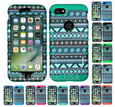 For Apple iPhone 7 | 7 Plus - KoolKase Hybrid Case Silicone TRIBAL Hard Cover 71