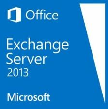 Exchange Server 2013 - Standard Edition 64 Bit w. 5 CAL License New and sealed.