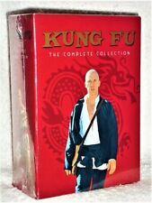 Kung Fu The Complete Collection (DVD, 2017 16-Disc) David Carradine martial arts