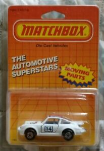 Matchbox 1987 Porsche 959 Moving Parts