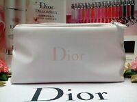 Dior Beauty Cosmetic Makeup Bag◆Size:18x6x9cm◆☾*PINK LOGO*☽~Lovely*☾H / 20% OUT☽