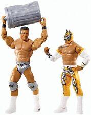 Wwe Battle Pack serie #31 Sin Cara vs Alberto Del Rio lucha libre Action Figures